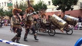 Caribe, desfile de 2018