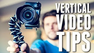 Is VERTICAL VIDEO the Future? (Tips & Tricks)