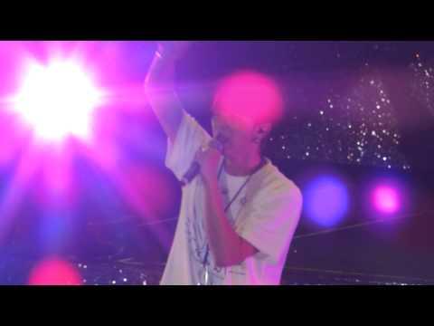 20131208 黃鴻升愛進化演唱會香港站 大確幸