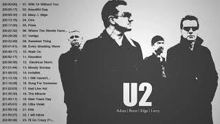 Best Of U2  - The Best Of U2 Collection U2 Rock Songs Playlist