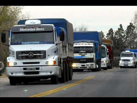 Camionero de mi tierra - Orlando Veracruz
