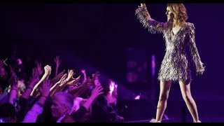 Céline Dion - Best Moments With Fans On Stage