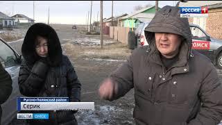 Жители села Бологое Русско-Полянского района рискуют остаться этой зимой без природного газа