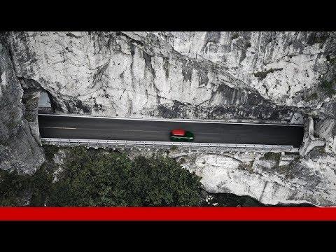 The MINI John Cooper Works   45 Second Tunnel Test