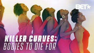 CURVY Black Women STRIP To Show Their Natural Beauty | Killer Curves