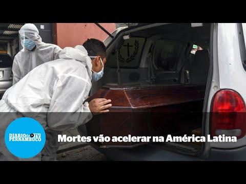 Opas prevê mais de 400 mil mortes na América Latina e Caribe