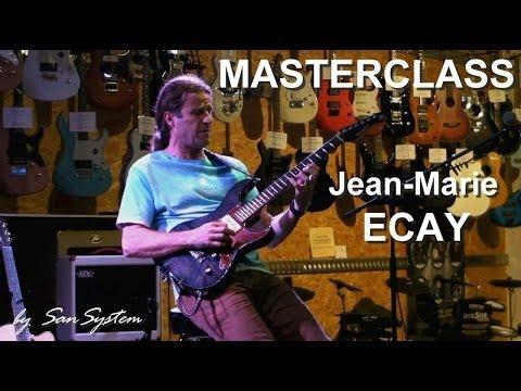 Masterclass avec Jean-Marie Ecay (DV MARK YAMAHA DEMO)