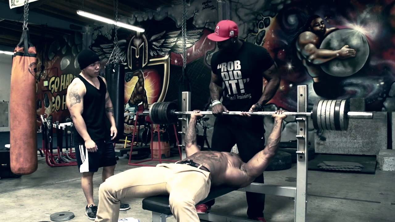 Mike Rashid Uncut 200 Repetitions Video With Ct Fletcher