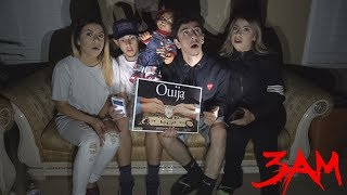 SCARY 3AM CHALLENGE IN MY OLD HAUNTED HOUSE!! | FaZe Rug