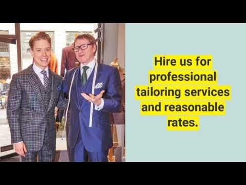 Bespoke Tailors in London UK | Davies & Son