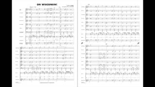 On Wisconsin! arranged by Paul Lavender