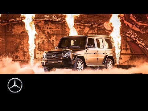 Mercedes-Benz G-Class World Premiere at the Detroit Auto Show | NAIAS 2018