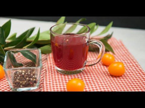 Напиток с каркаде и корицей | КФ Ужин Не проблема