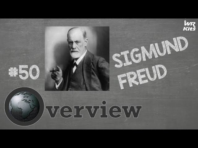 SIGMUND FREUD | Overview #50