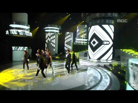 Coed School - Too late, 남녀공학 - 투 레이트, Music Core 20101023