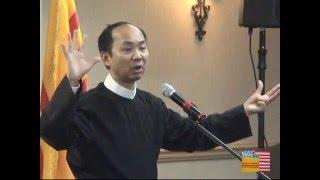 Linh Mục Nguyễn Văn Khải: thủ đoạn đàn áp tôn giáo của VC