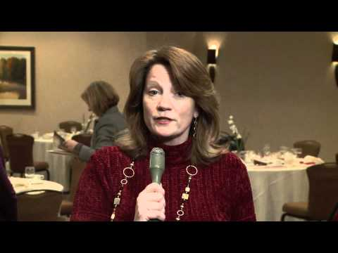 Business woman Laura R. gives testimonial on Nancy Michaels