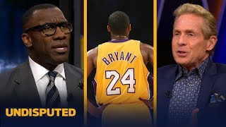 Skip and Shannon react to Kobe and Gianna Bryant's memorial service | NBA | UNDISPUTED