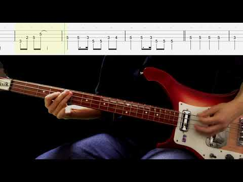 Bass TAB : The Word - The Beatles