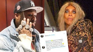 50 Cent EXPOSED Wendy Williams for being a CRACKHEAD that BOUGHT a $180 ROCK yesterday