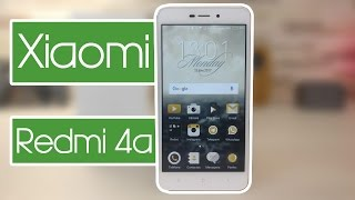 Video Xiaomi Redmi 4A 48ML99m6ObA