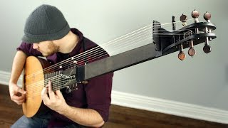 Theorbo: Lesson by Rob Scallon