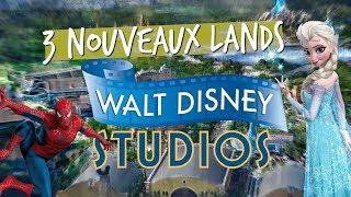 Un nouveau départ pour les Walt Disney Studios
