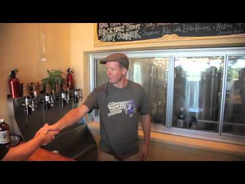 NZ Craft Beer TV - Mash Up - Episode 9 - Townshend, Monkey Wizard and The Mussel Inn