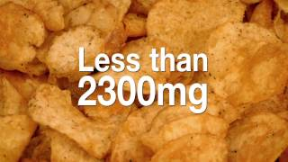 Where do we get most of our sodium?