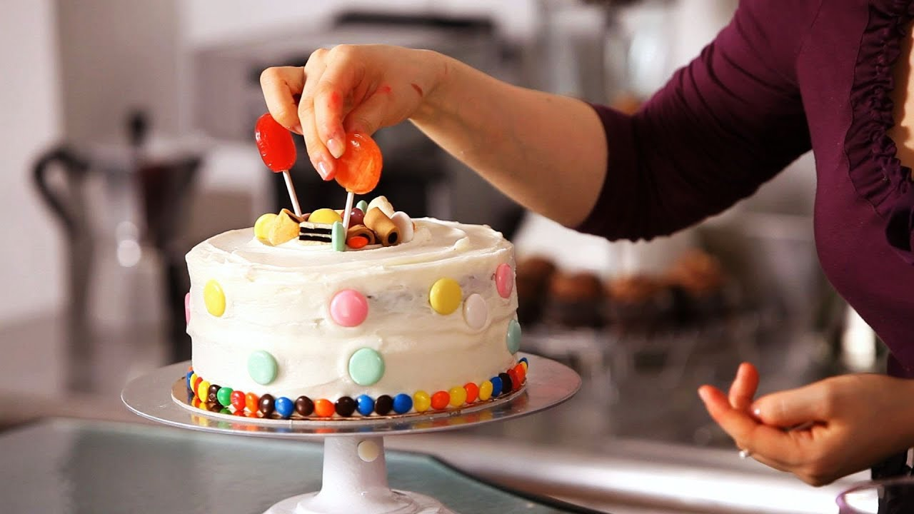 candy cake decorations decorated cakes ideas 56847 how to decorate a cake w 2434