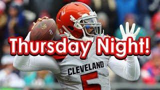 DraftKings Picks Week 3 NFL Thursday Night Football