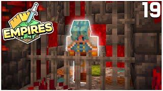 I was taken Prisoner... - Minecraft Empires SMP - Ep.19