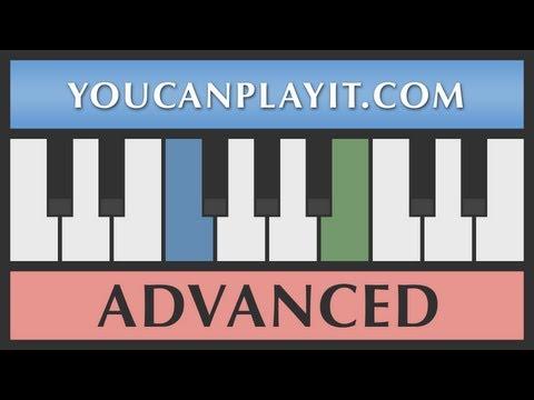 Beethoven - Für Elise - Advanced Piano Tutorial
