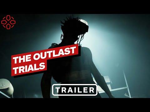 Outlast Trials – Gamescom 2021 előzetes
