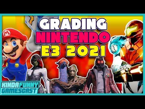 Grading Nintendo E3 2021 Showcase - Kinda Funny Gamescast