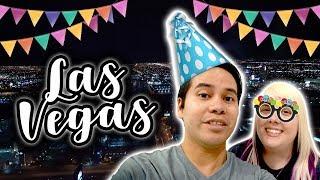 One of the FANCIEST hotel rooms in Vegas! Birthday weekend Las Vegas vlog
