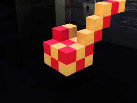How to Solve ALL Snake Cube Puzzles from SiamMandalay®: Wooden Puzzles & 3D Brain Teaser