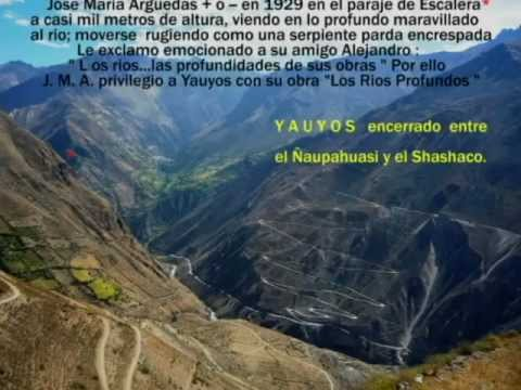 PROVINCIA DE YAUYOS - Y SUS 33  DISTRITOS   - LOS CAUTIVOS -