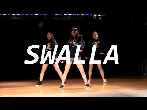 Swalla Dance Cover (Choreography by 1MILLION Dance Studio Park Minyoung and Yoo Junsun)
