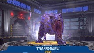 Jurassic World Alive #41 Ankyntrosaurus & T.Rex leveln! [Ger/HD] | Marcel