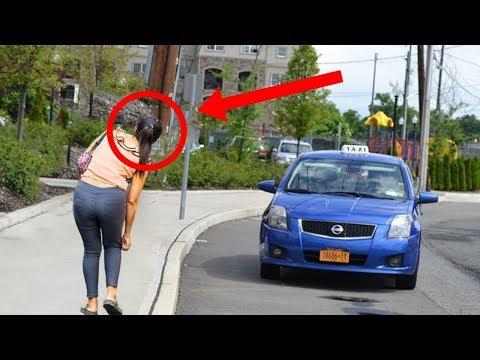Taxista recoge a esta mujer, al llegar a su destino jamás imagino que ella le pagaría de esta forma.