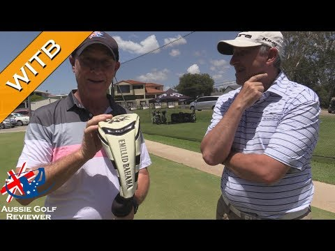 RICHO WITB with GRAHAM ARNOTT
