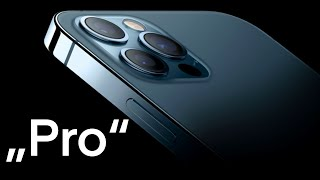 iPhone 12 Pro: Weniger Pro geht kaum...