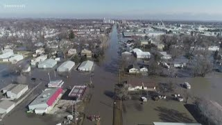 These factors contributed to historic Nebraska flooding