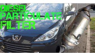 Peugeot 308 'Risk of Filter Blocking' DPF Filter Guide & FAP