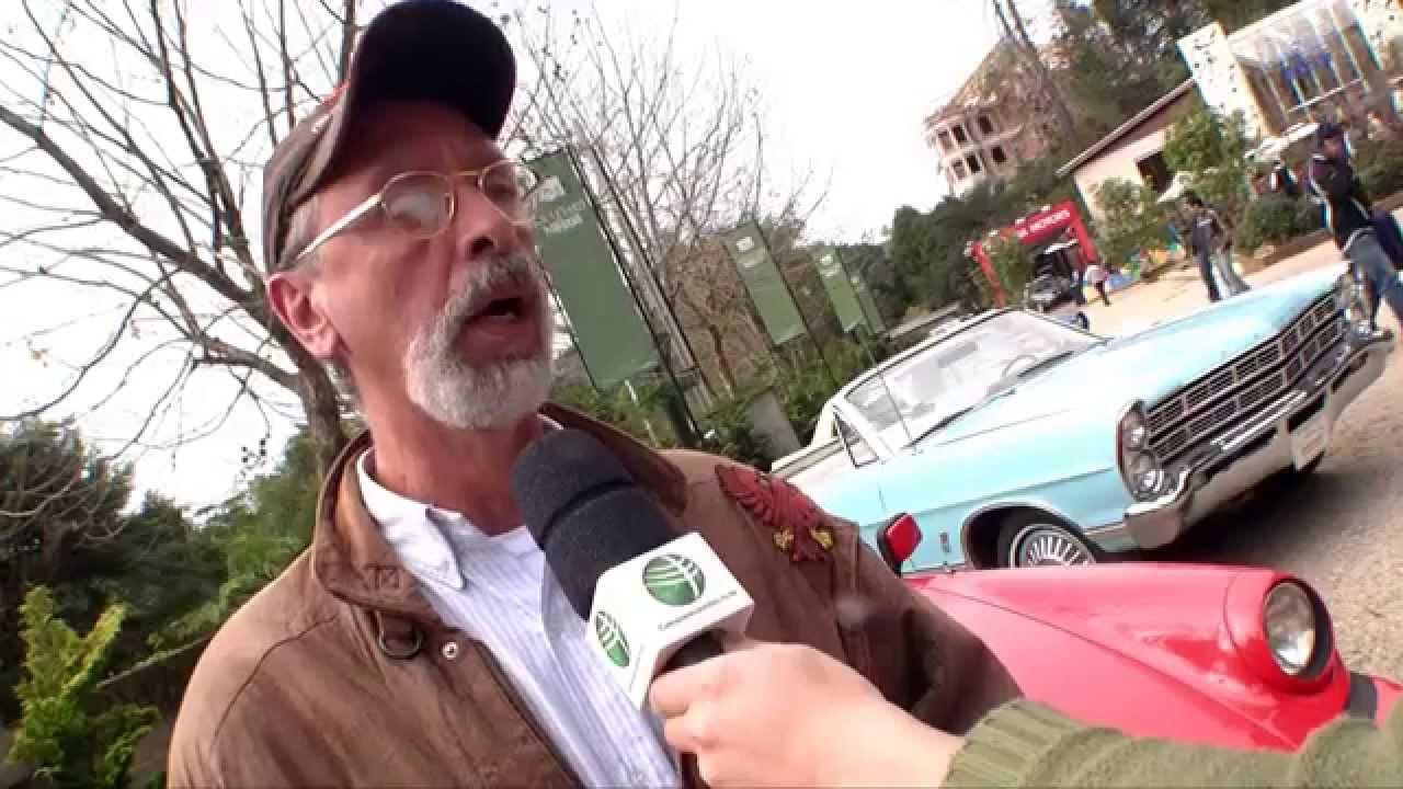Mostra de carros clássicos reúne grandes marcas em Campos do Jordão