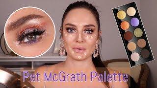 Pat Mcgrath Mothership VI: Midnight Sun Palette Tutorial \\ ChloeMorello