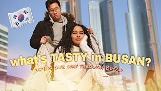 What's Tasty in Busan? |  Eating our way though Haeundae Beach in South Korea by Lana Summer