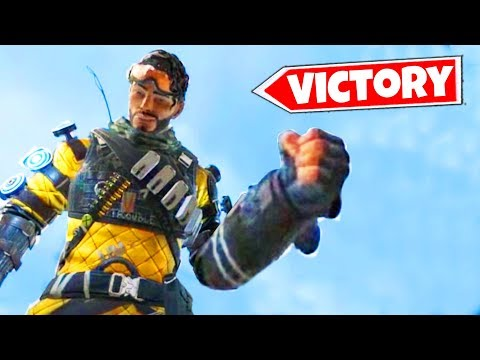PUNCHING ONLY WIN! - APEX: LEGENDS