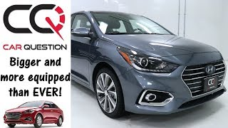 2018 Hyundai Accent Sedan: Better than EVER!   Quick Review